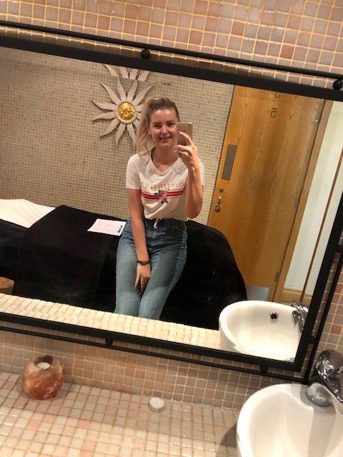 Reds Salon treatment room